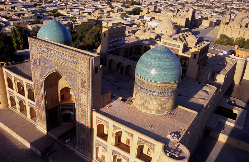 Bukhara is Uzbekistan's best-preserved oasis city. Photo credit: Peter Guttman