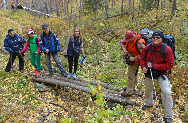 Siberia's Great Baikal Trail is a hiking lesson in ecology and the environment. Photo credit: Vladimir Kvashnin