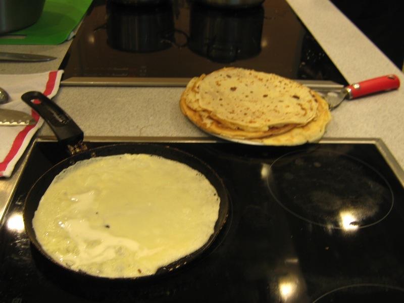 Maslenitsa pancakes. Photo credit: Alfiya Izmailova