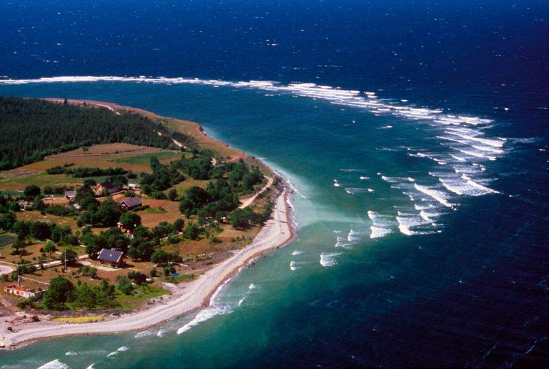 Saaremaa is Estonia's largest island. Photo credit: Lembit Michelson