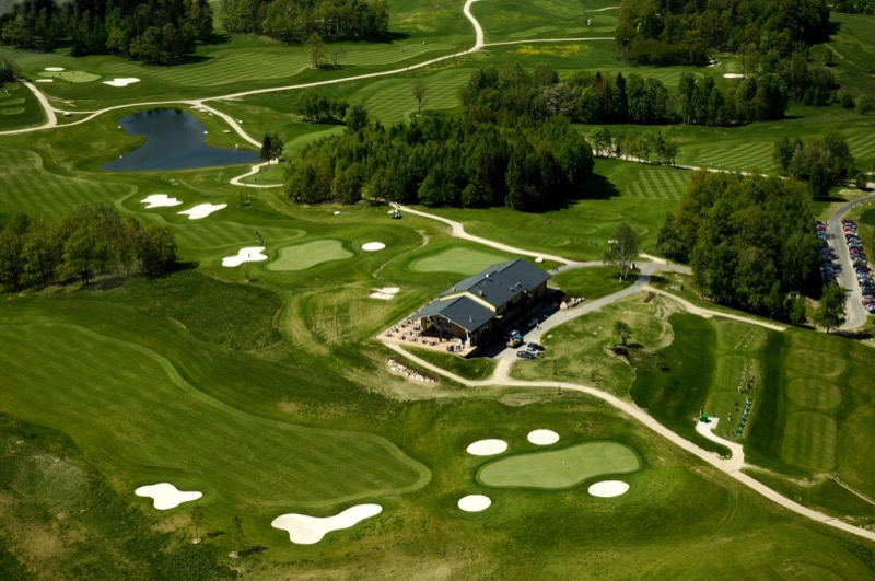 18-hole golf course in Liberec, Czech Republic. Photo credit: Czechtourism