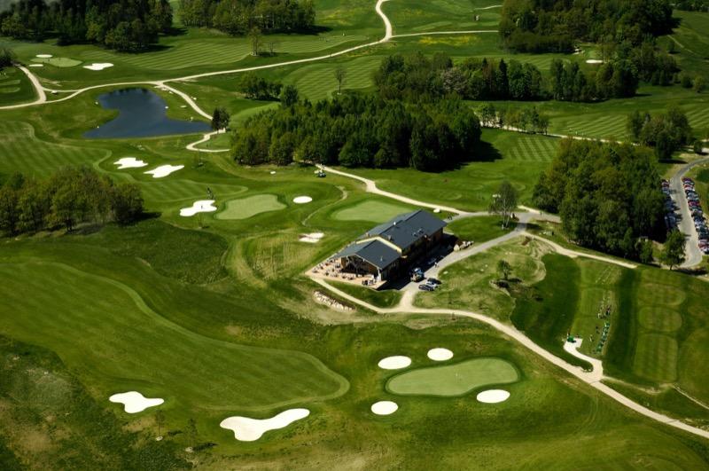 18-hole golf course in Liberec, Czech Republic. Photo credit: Czechtourism