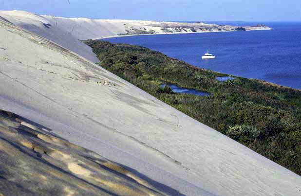 UNESCO-listed Curonian Spit. Photo credit: Lithuanian State Department of Tourism