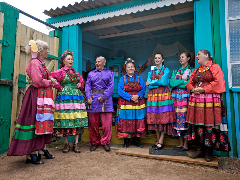 Visit a village to hear the powerful centuries-old songs of the Old Believers and learn about their unique traditions. Photo credit: Helge Pedersen