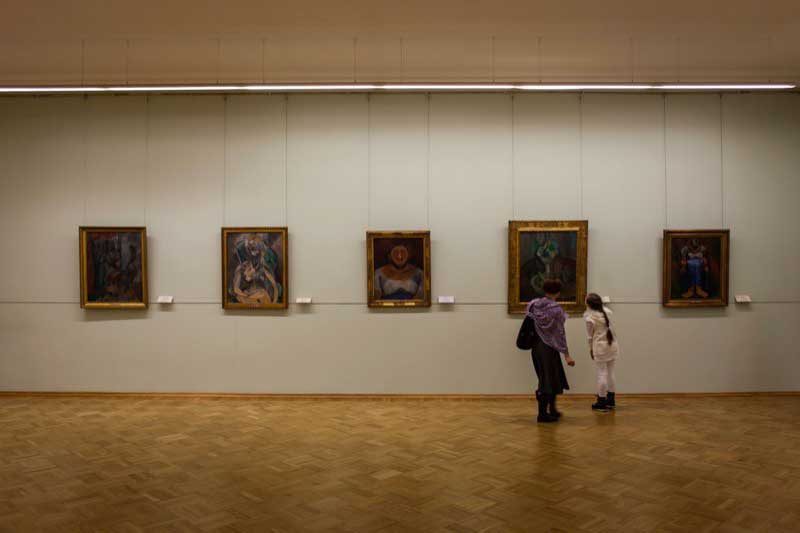 There's an exhibit for everyone at the Hermitage. Photo credit: Jonathan Irish