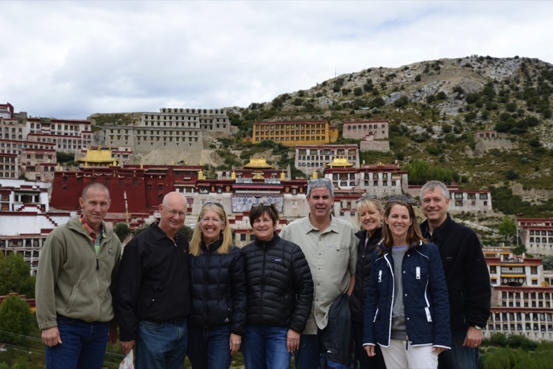 Travelers can see iconic sights — such as Lhasa's famous Potala Palace in Tibet — on any of MIR's Flexible Essential itineraries. Photo credit: Russ Cmolik & Ellen Cmolik