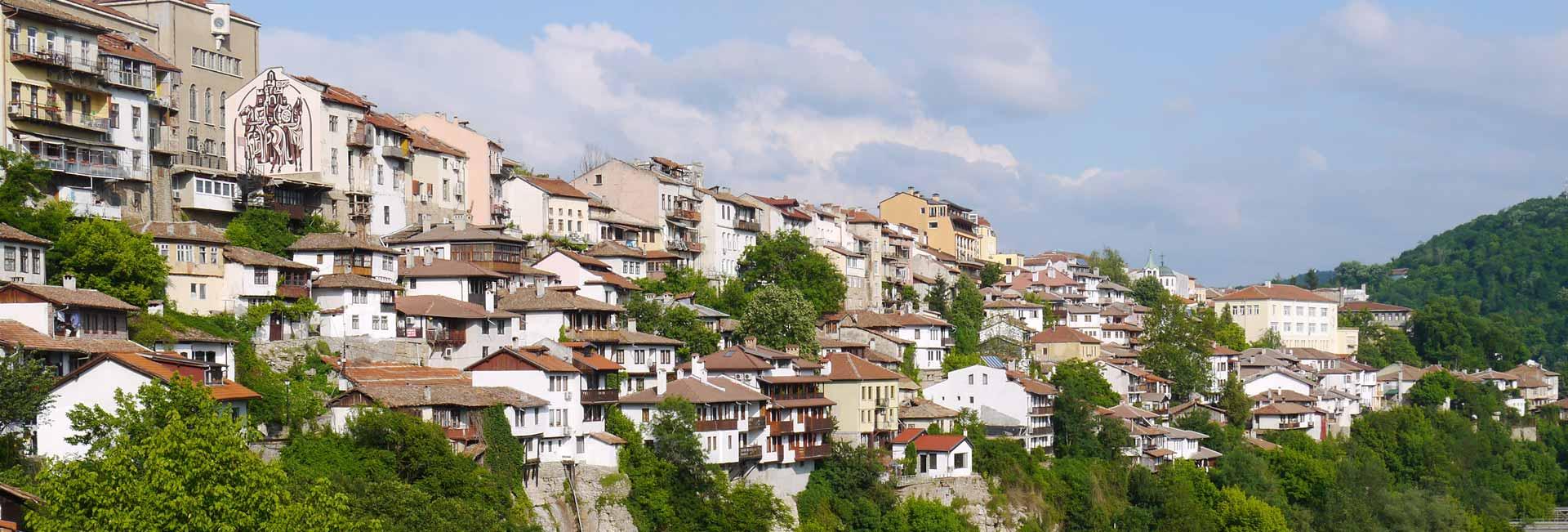 Veliko Tarnovo, Bulgaria. Photo credit: Martin Klimenta