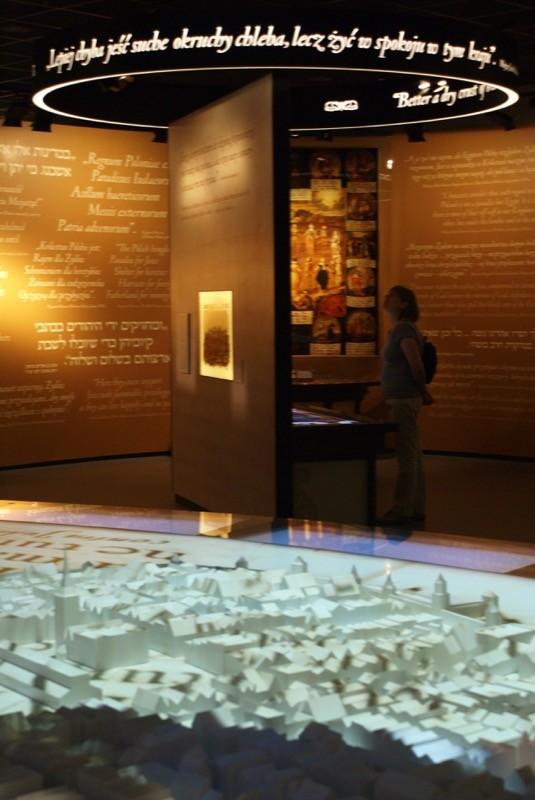 Warsaw's POLIN Museum of the History of Polish Jews. Photo Credit: Joanna Millick