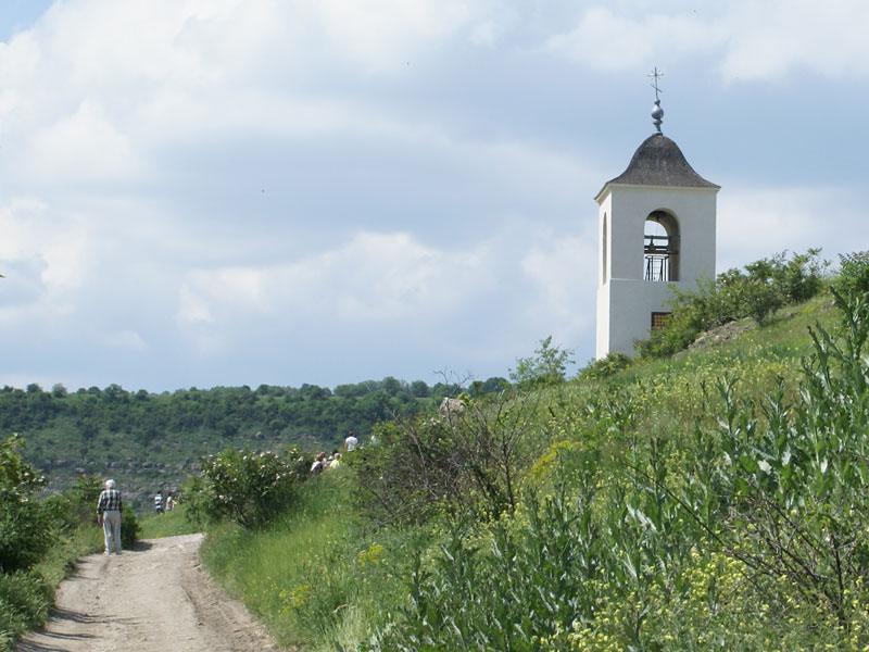 The road less traveled in rural Moldova. Photo credit: Joanna Millick