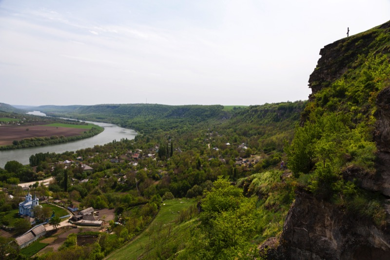 The de facto republic of Transdniester is separated from Moldova by the Dniester River. Photo credit: Dima Radu