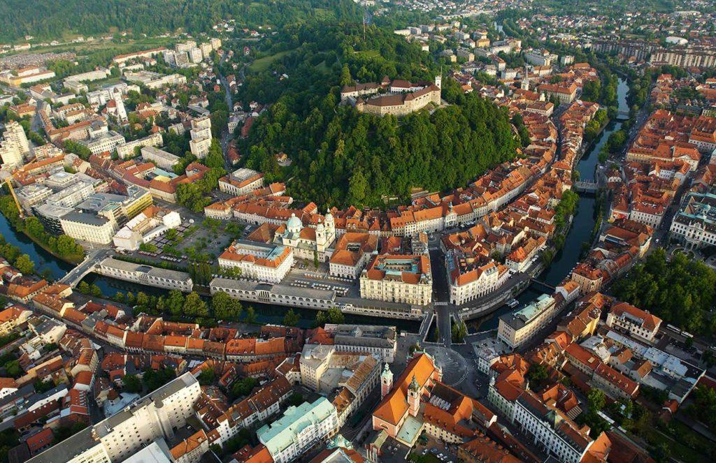 Ljubljana, Slovenia. Photo credit: Tomo Jeseničnik/www.slovenia.info