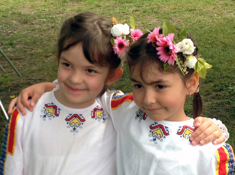 Bulgarian traditions in Veliko Tarnovo, Bulgaria. Photo credit: Michel Behar