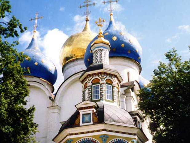 Sergiev Posad in the Golden Ring