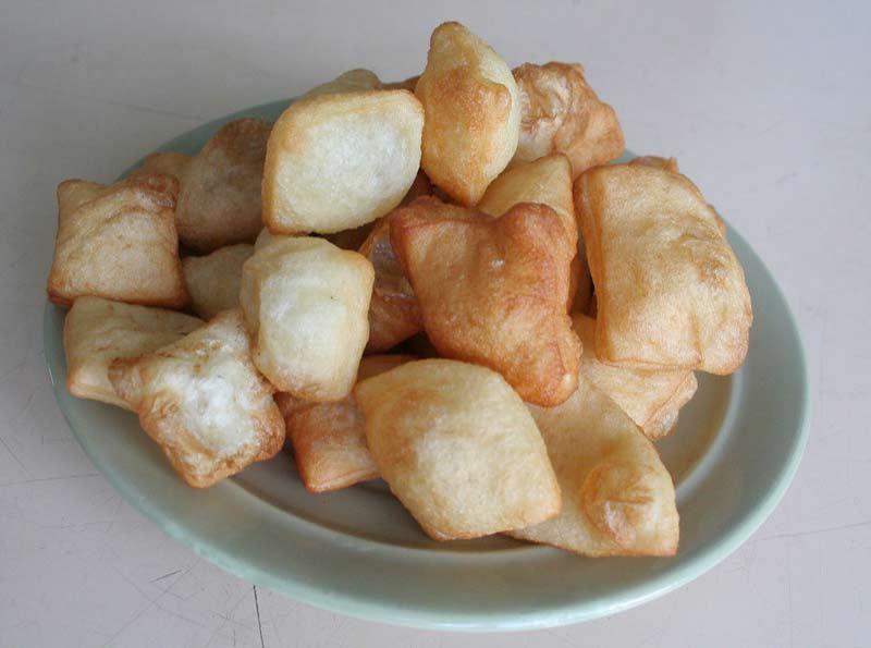Enjoy boorsok, a fragrant sweet bread fried in oil like a doughnut – a Kyrgyzstan favorite. Photo credit: Vlad Ushakov