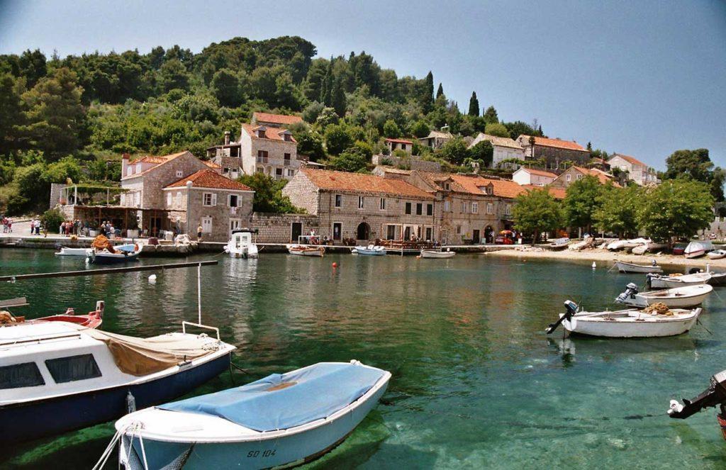 A lovely coastal town in Croatia. Photo credit: Martin Klimenta