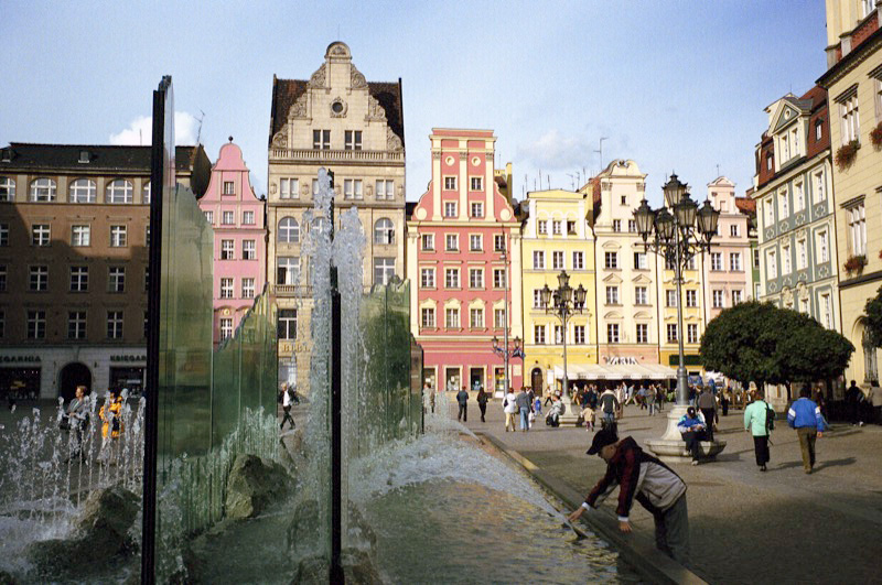 Old Town Wroclaw, Poland. Photo credit: Polish National Tourist Board