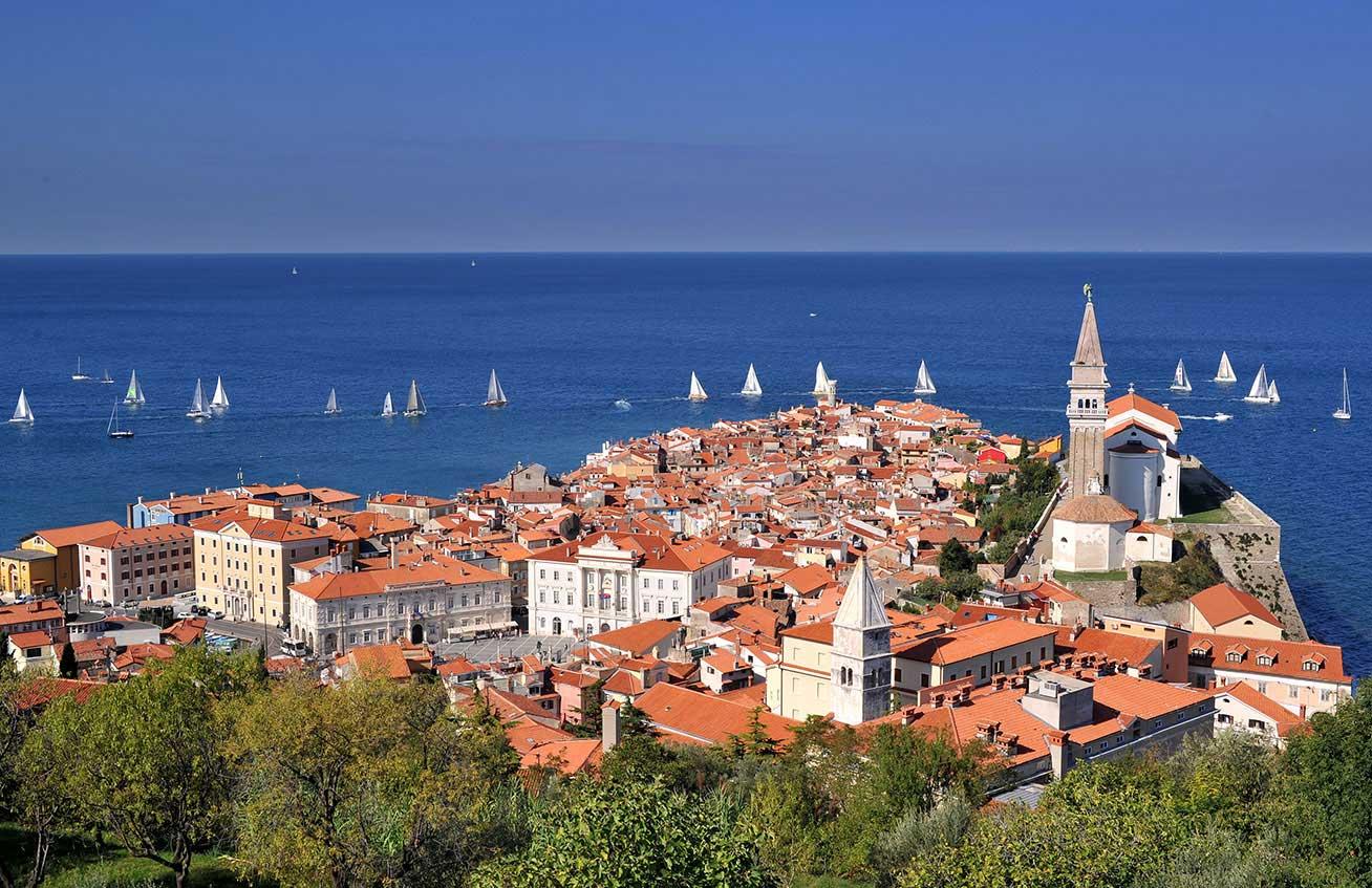 Piran and Lipica, Slovenia. Photo credit: U. Trnkoczy/www.slovenia.info