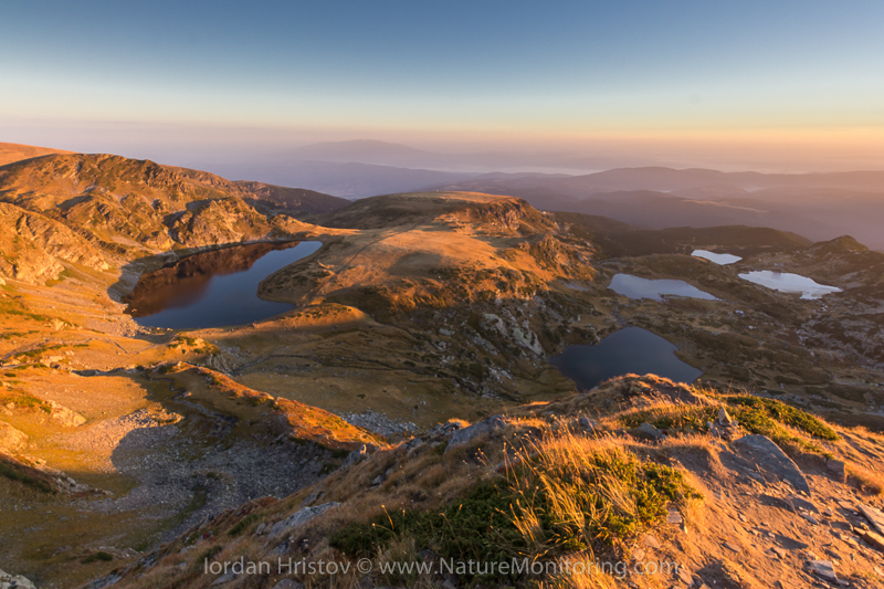 Bulgaria's high mountain lakes in Rila. Photo credit: Iordan Hristov / www.naturemonitoring.com