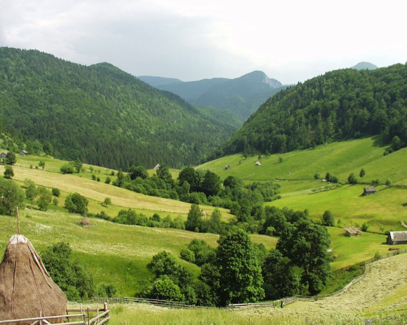 Bulgaria is home to beautiful mountain countryside, where little seems to have changed in hundreds of years.