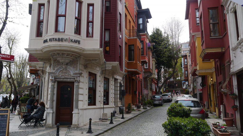 Istanbul's well-preserved Kuzguncuk neighborhood harkens back to Ottoman times. Photo credit: Martin Klimenta