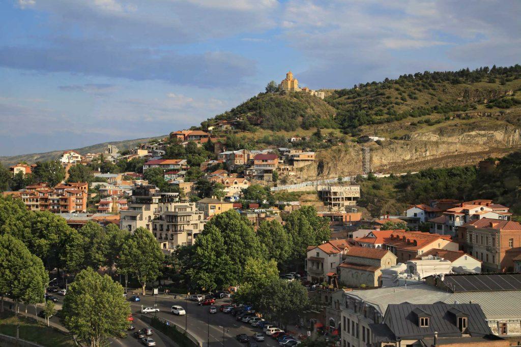 Tbilisi, Georgia. Photo credit: Ann Schneider