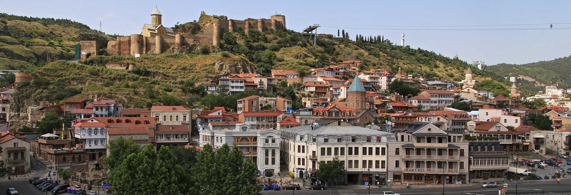 Tbilisi, Georgia. Photo credit: Ann Schneider
