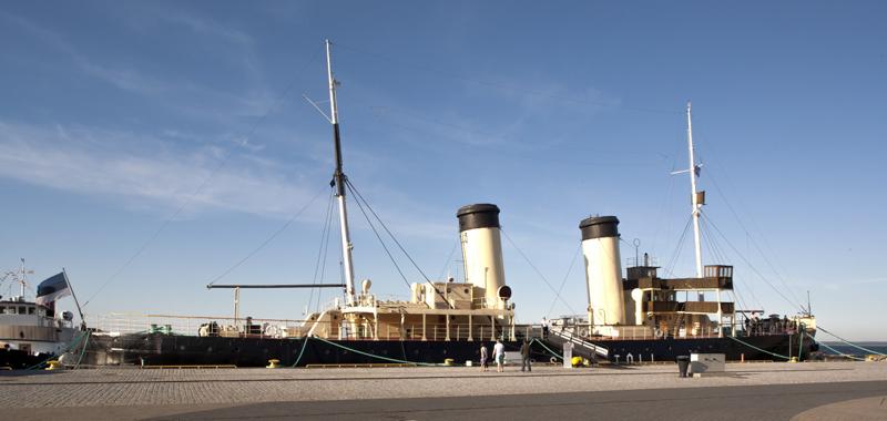 Suur Tõll Icebreaker. Photo credit: Seaplane Harbor Museum