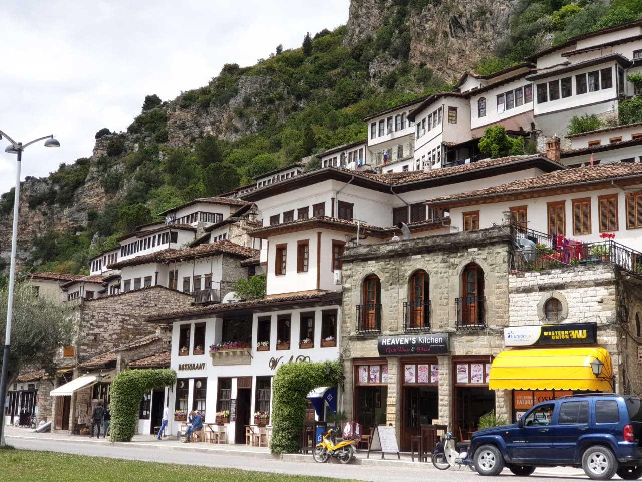Berat, Albania.