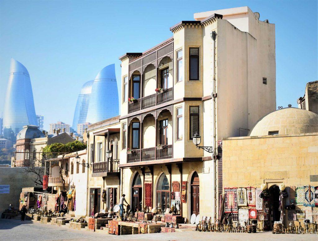 Old City in Baku, Azerbaijan. Photo credit: Y. Alasgarli