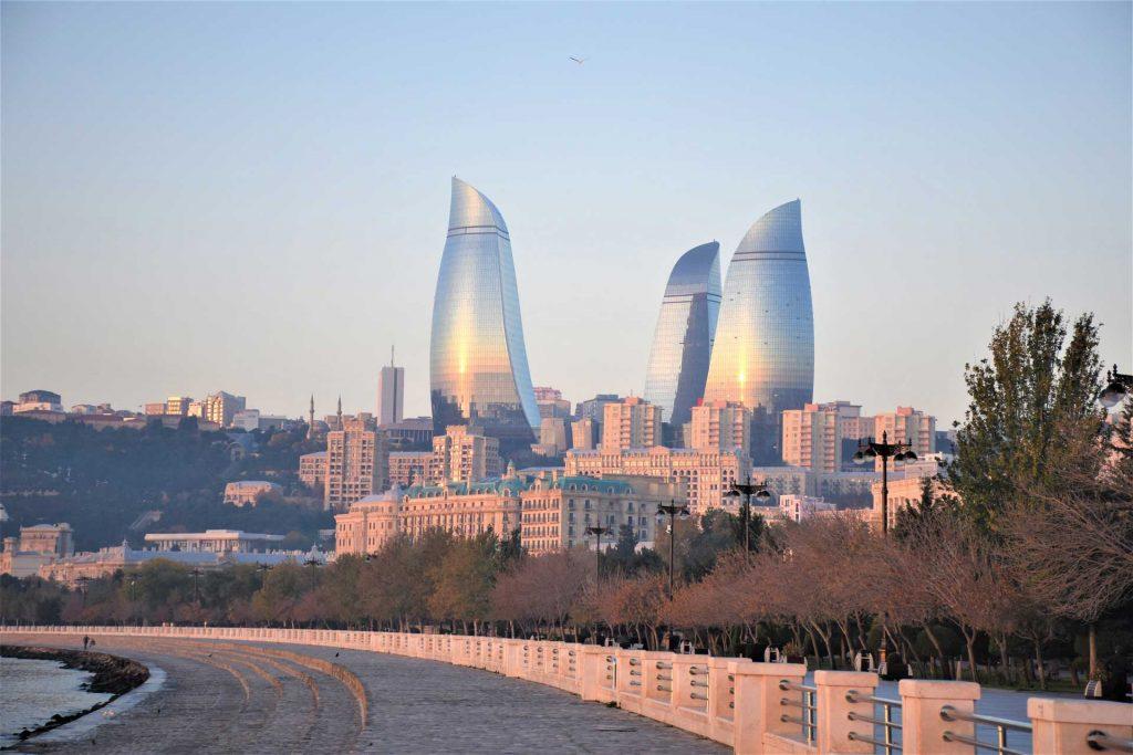 Baku Boulevard (Azerbaijan). Photo credit: Y. Alasgarli