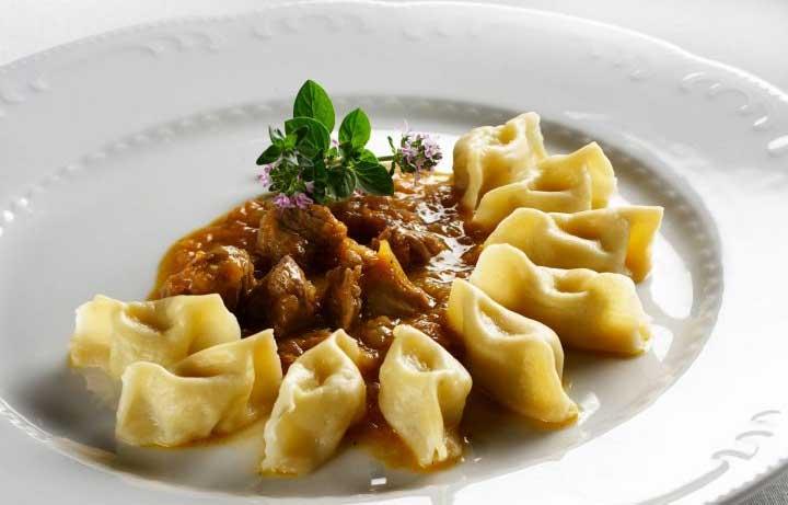 Slovenian cuisine. Photo credit: Jure Gašperšič - Adventure Slovenia