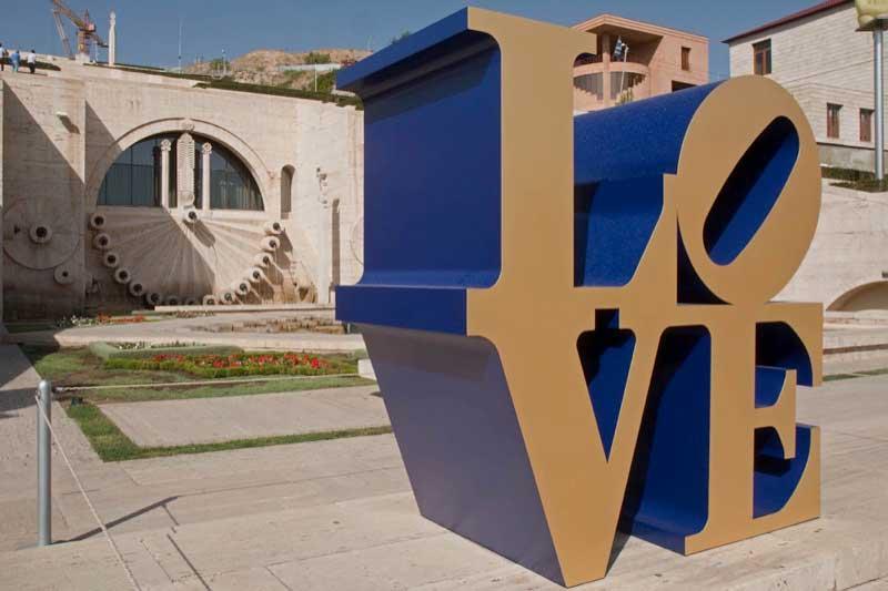 Love in Yerevan, Armenia