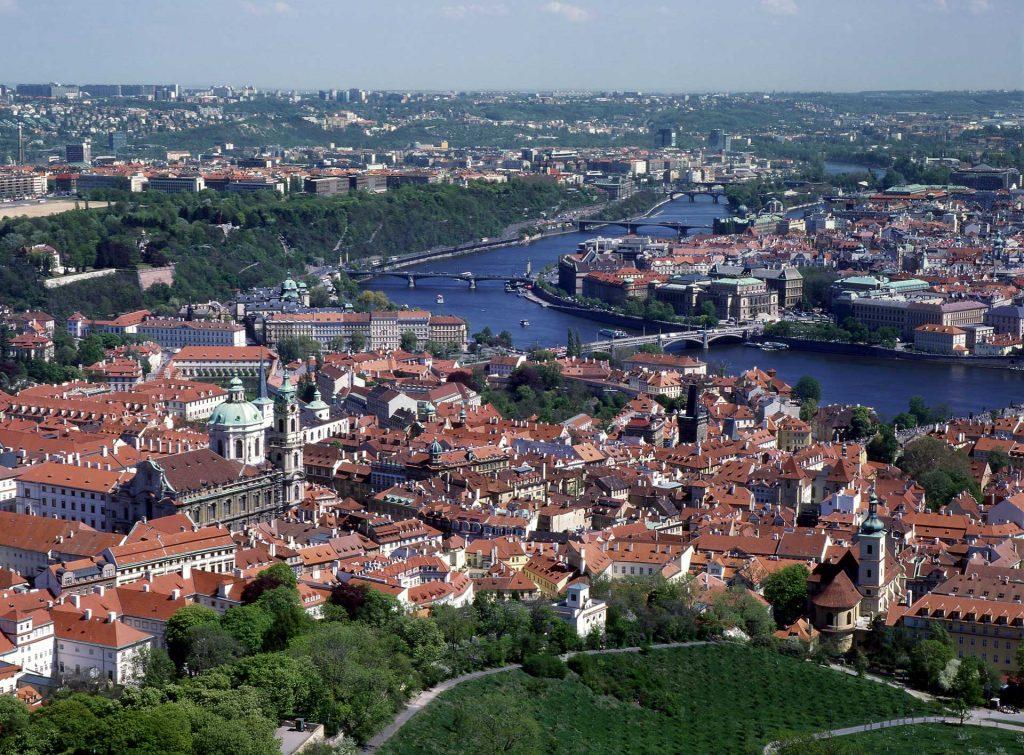 Prague, Czech Republic. Photo credit: Czechtourism