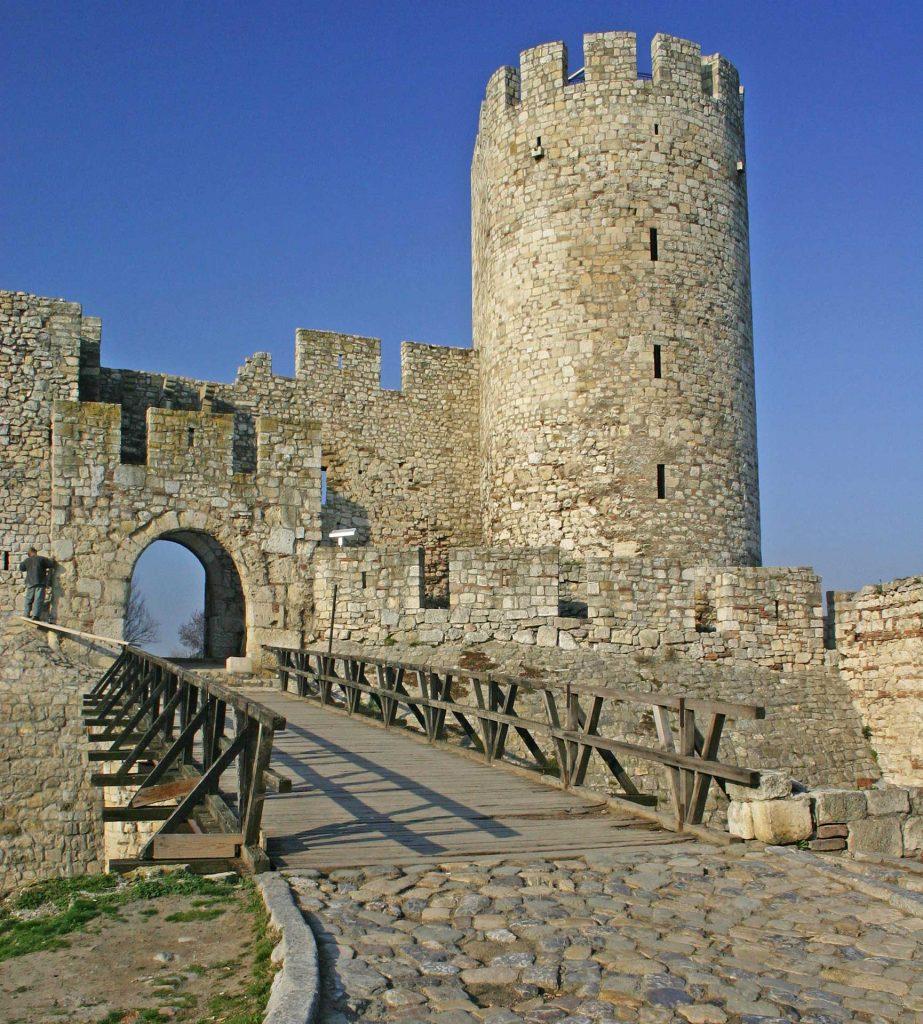 Belgrade Fortress in Serbia. Photo credit: Dragan Bosnic