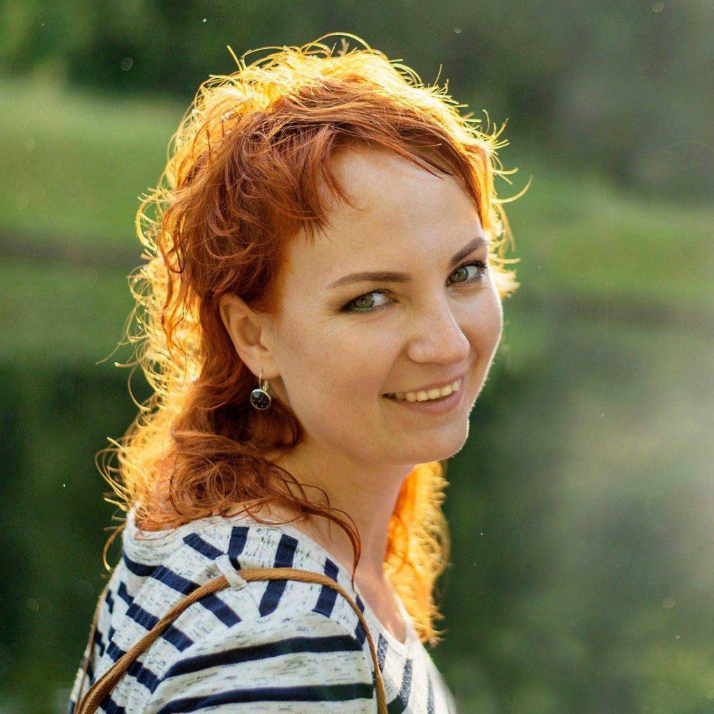 Katya Lapushynskaya (Belarus). Photo credit: Katya Lapushynskaya