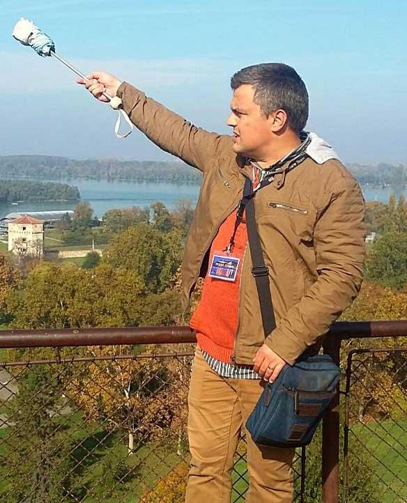 Nikola, Coordinator from Belgrade, Serbia