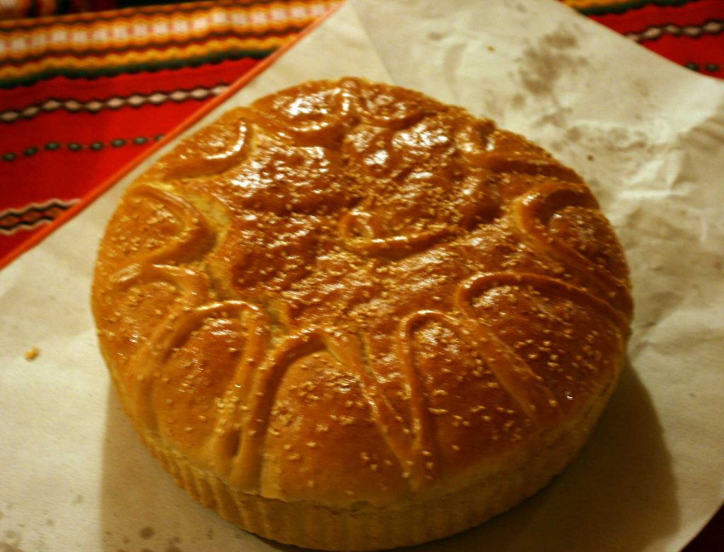 Banitsa –a traditional Bulgarian pastry layered with eggs, yogurt, and cheese between filo pastry.