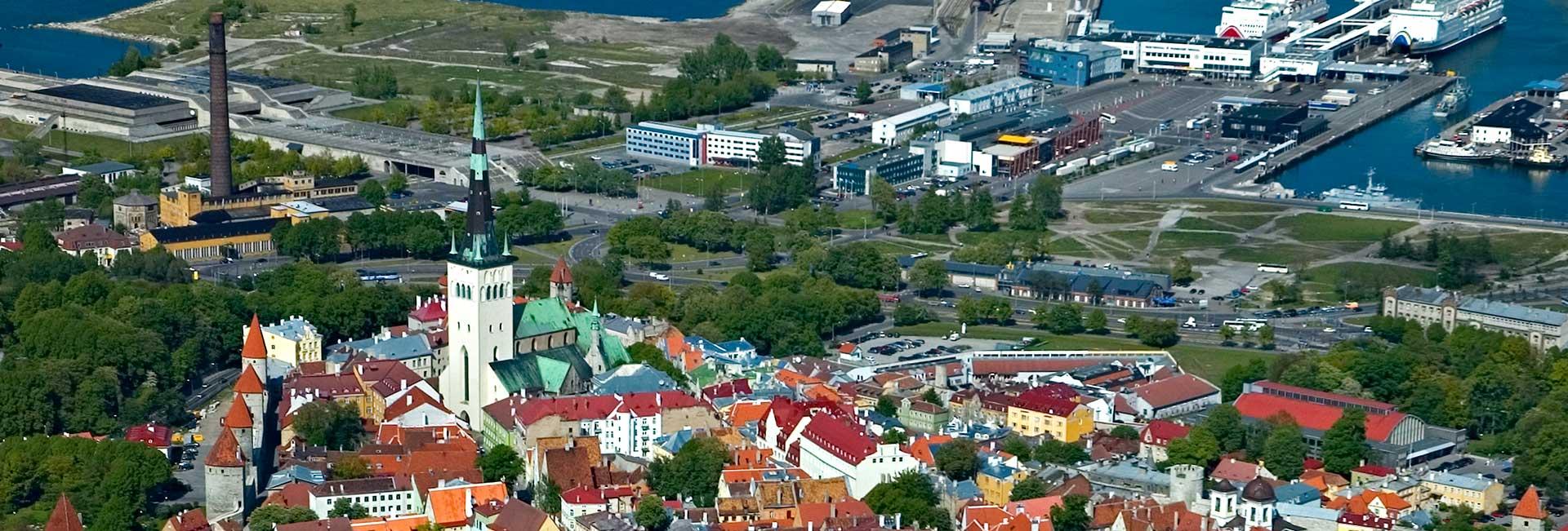 Tallinn, Estonia. Photo credit: Martin Klimenta
