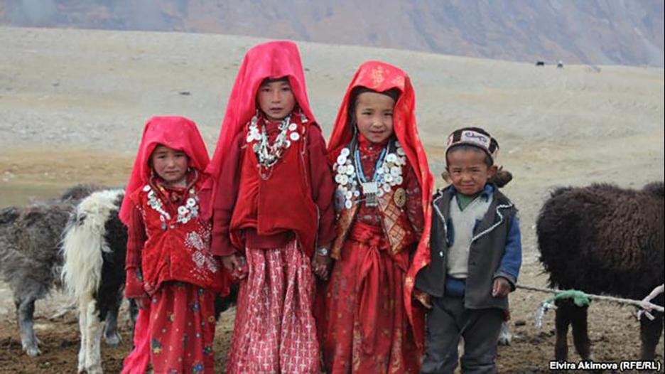 Pamir Kyrgyz, Kyrgyzstan. Photo credit: Elvira Akhmatova