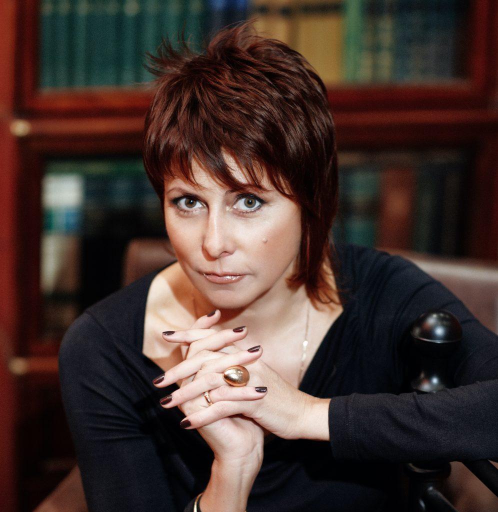 Portrait of Katya Boyarskaya. Photo credit: Katya Boyarskaya
