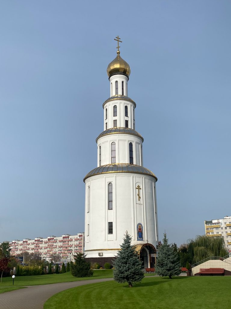 Church in Brest, Belarus. Photo credit: Rodrigo Rangel De Alba