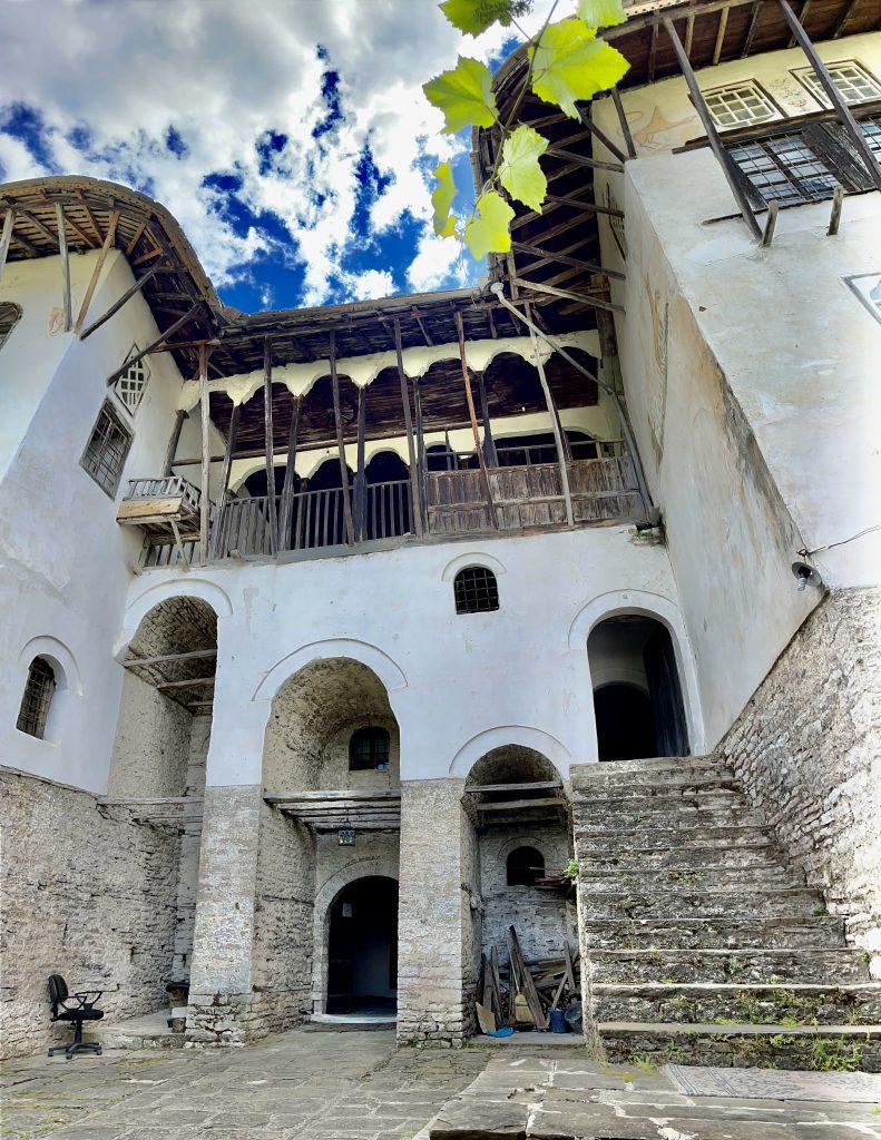 The Skenduli house in Gjirokastrë. Photo credit: Michel Behar