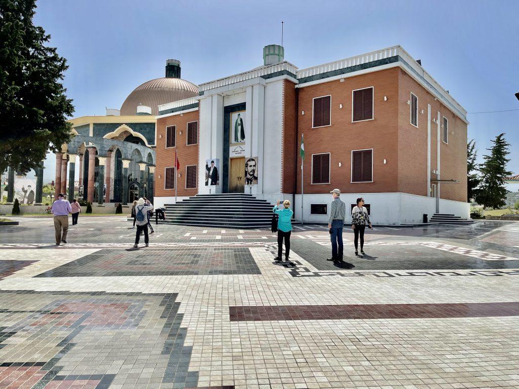 Headquarters of the Bektashi Sufi order in Tirana, Albania. Photo credit: Michel Behar