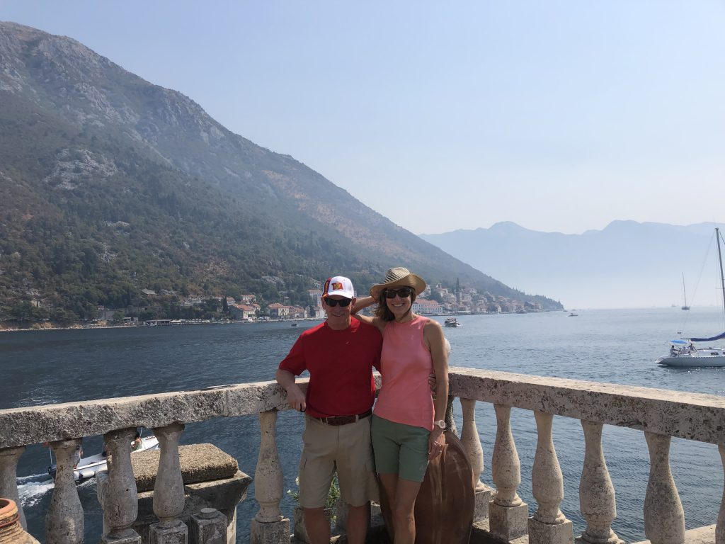 Natalie and Kurt Hesse on a private journey across seven Balkan nations. Photo credit: Natalie Hesse